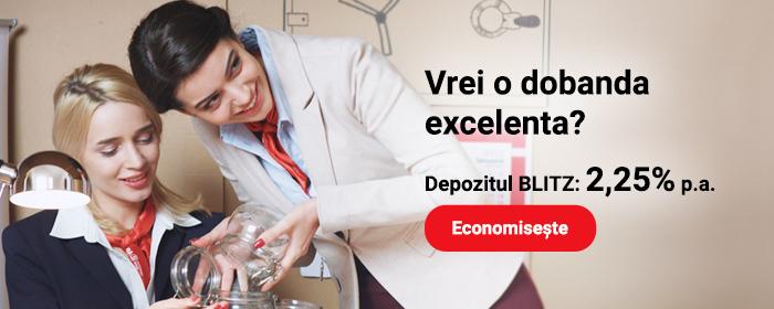 Depozit online Blitz