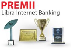 Premii Libra Internet Banking