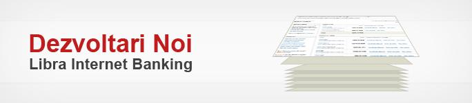 Dezvoltari aplicatie internet banking