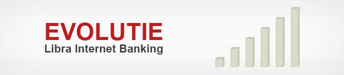 Evolutie Libra Internet Banking
